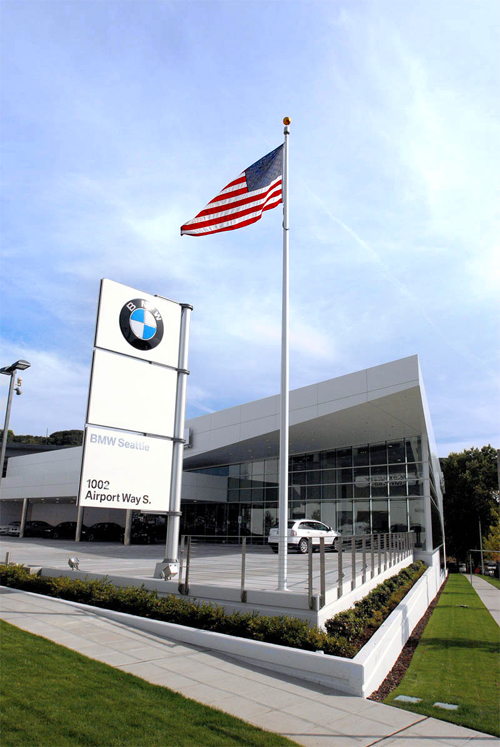 BMW Seattle Store